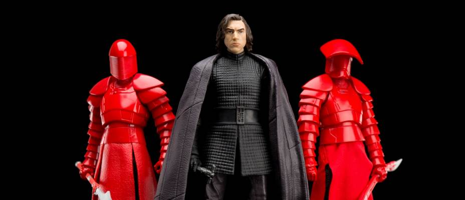 Elite Praetorian Guard - Star Wars Black Series TLJ Photo Review