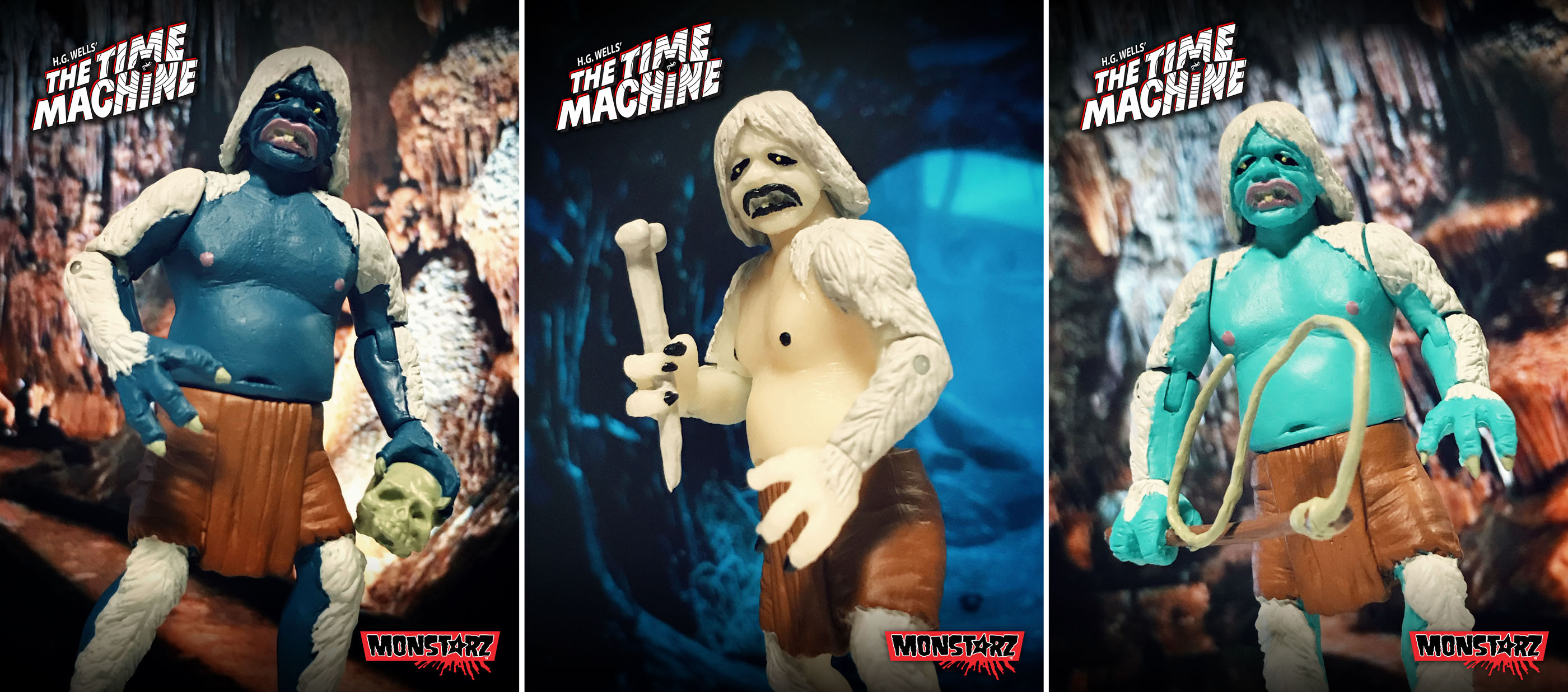the time machine morlock