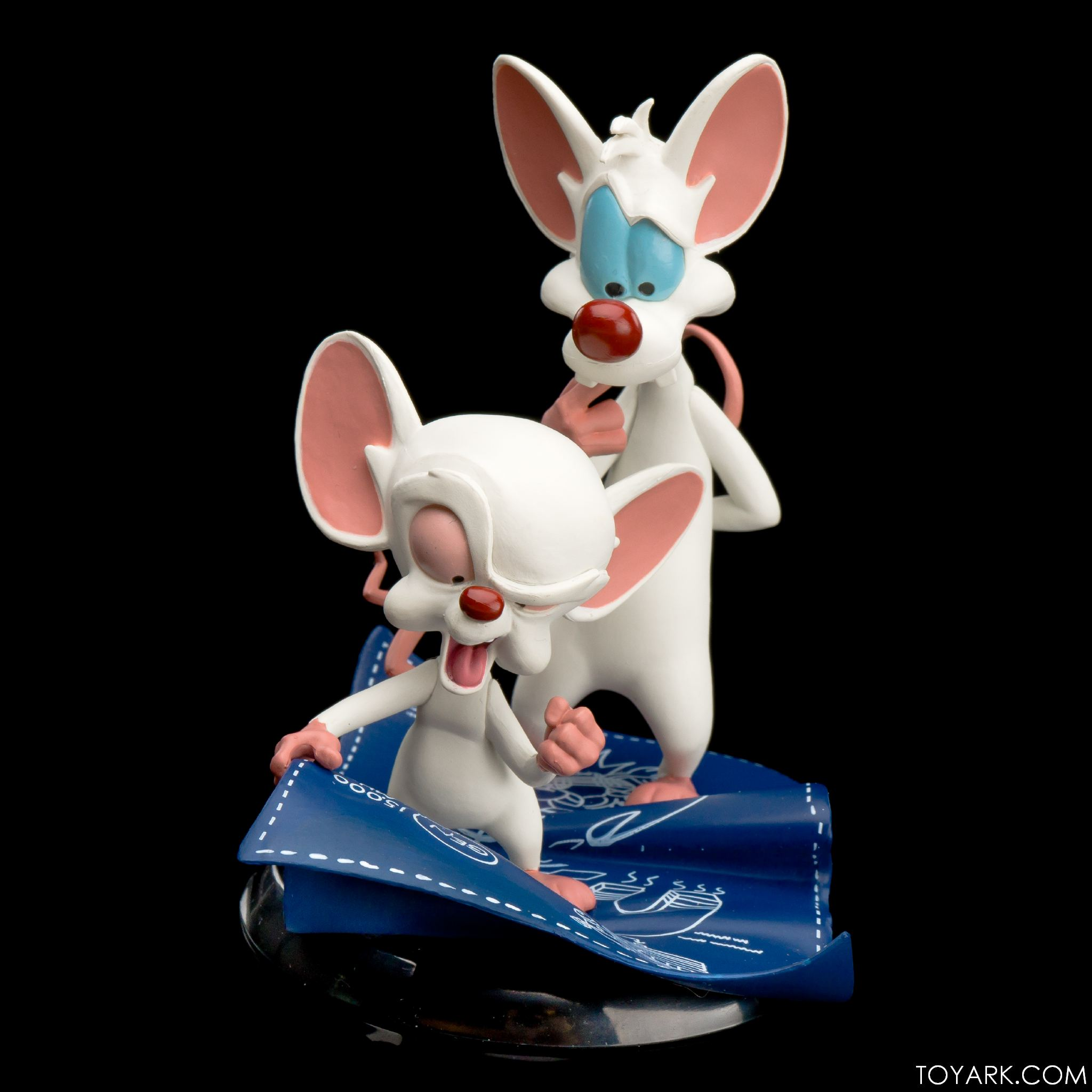 Qmx pinky and the brain q fig photo review the toyark news qmx pinky brain 01 thecheapjerseys Images