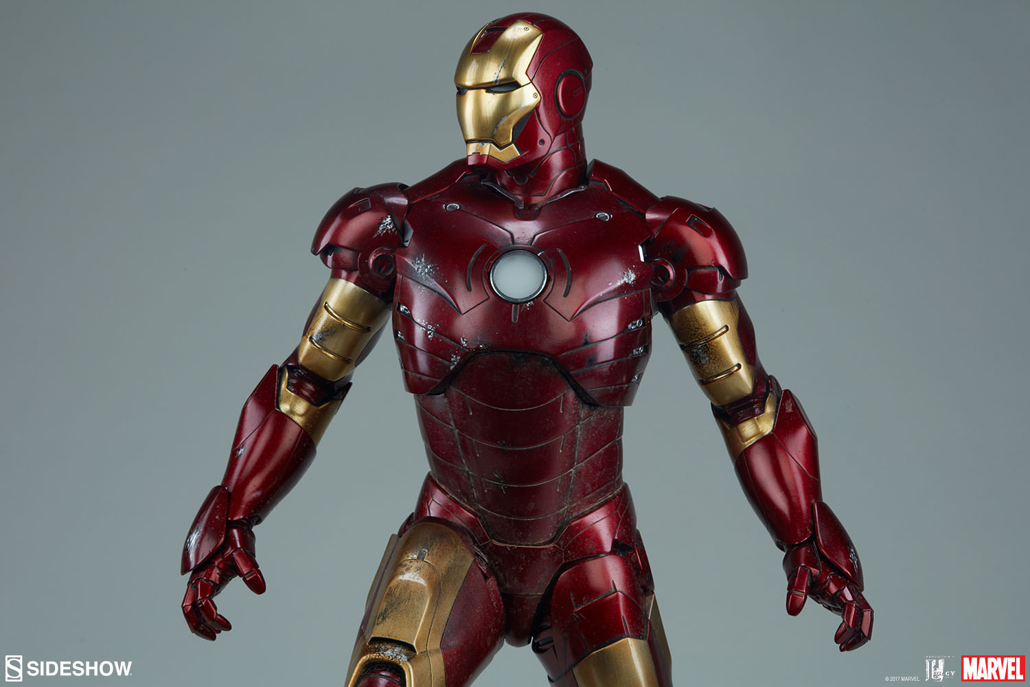 Sideshow Collectibles Iron Man Mark III Maquette - The ...