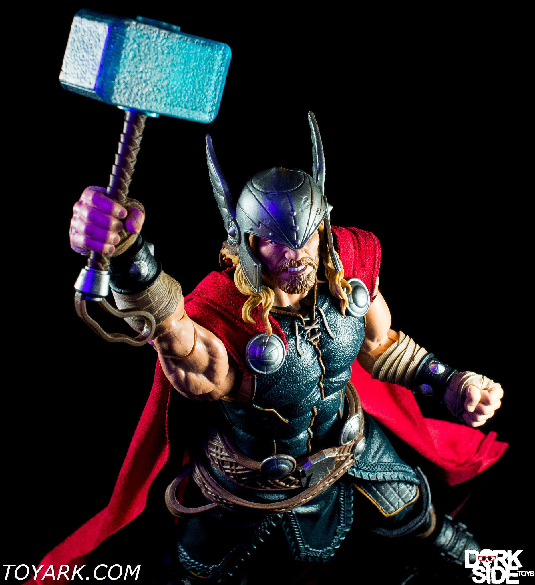 avengers thor marvel legends 12 photo shoot