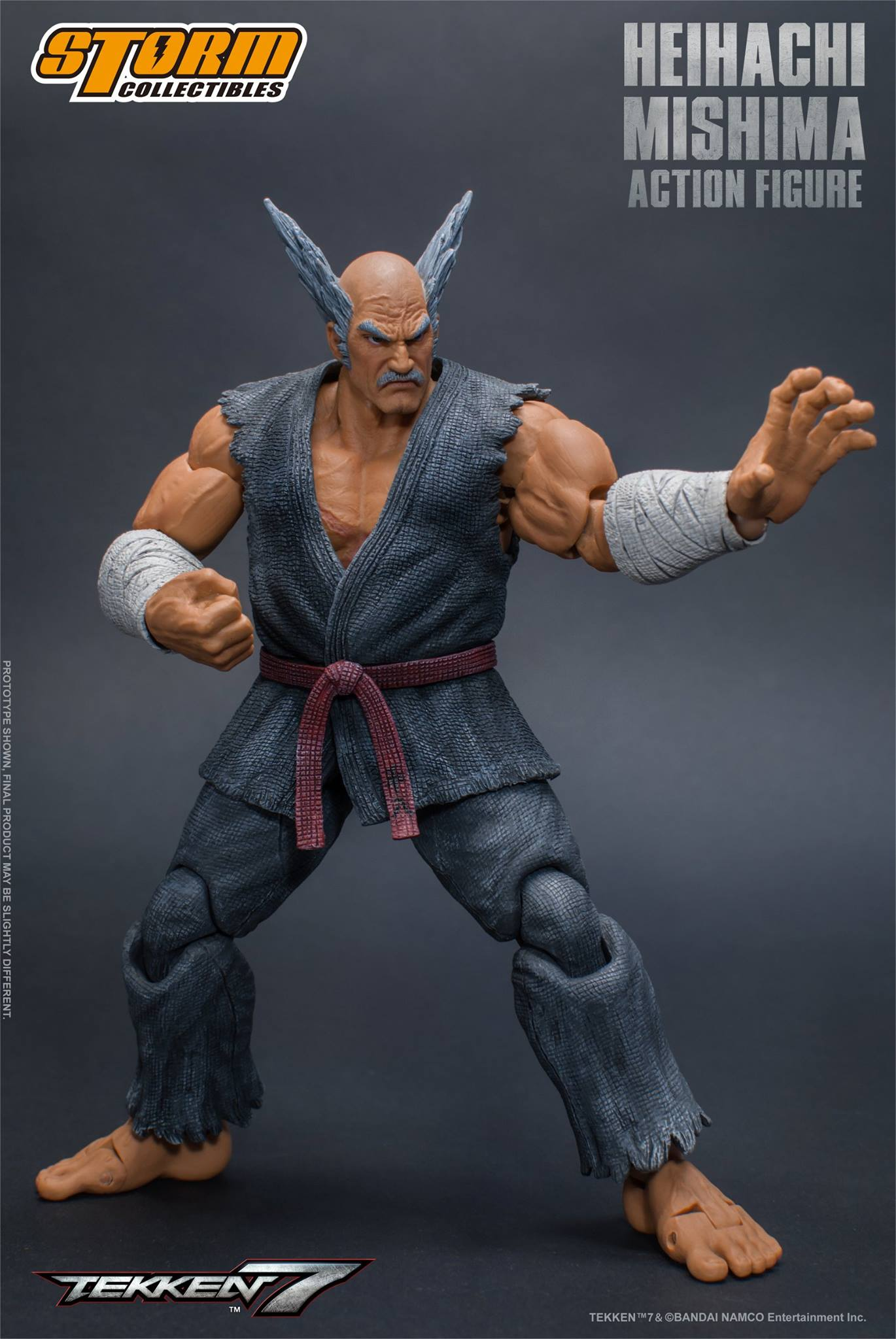 tekken 7 heihachi mishima - photo #20