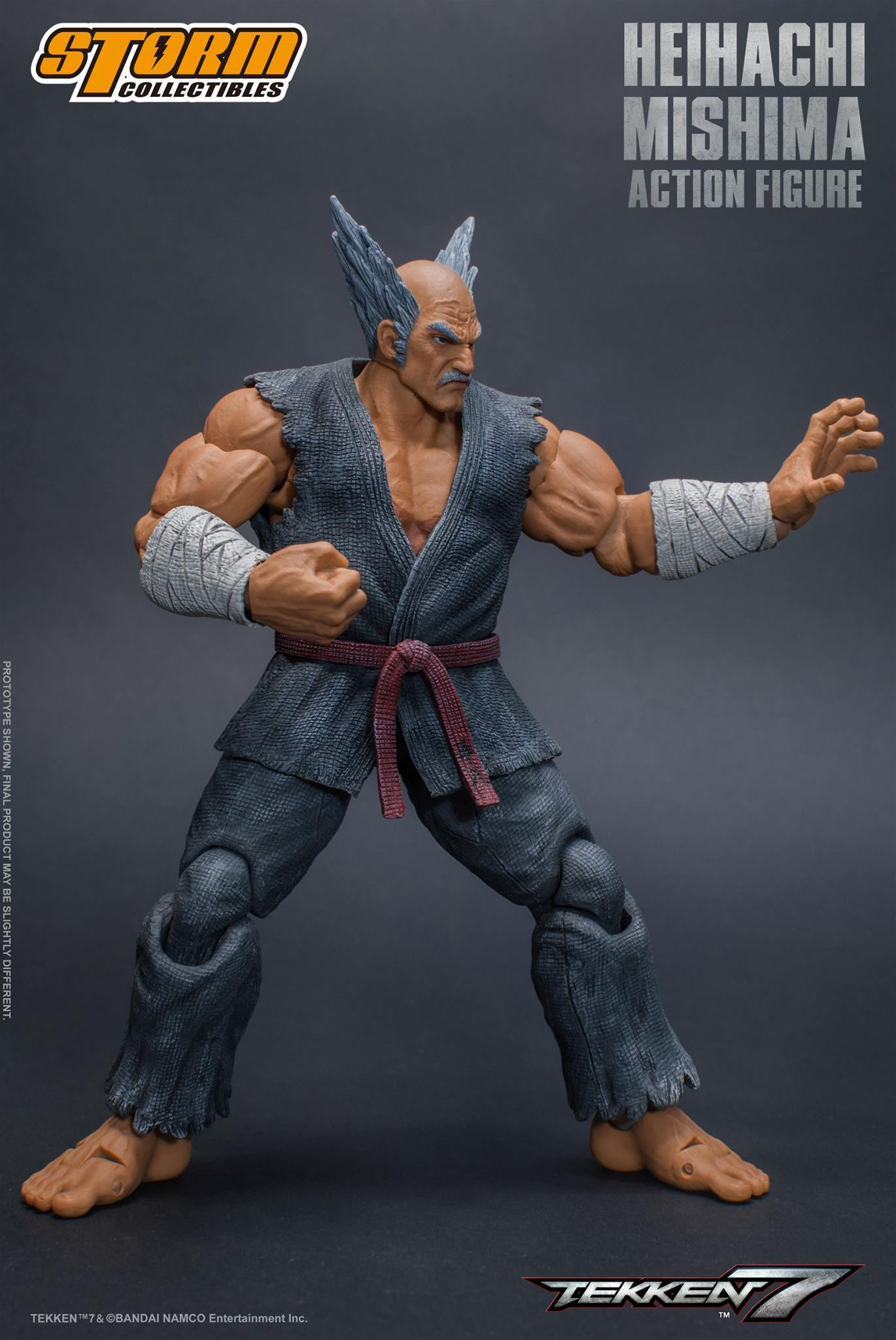 Electric Wind Godfist - Tekken Wiki