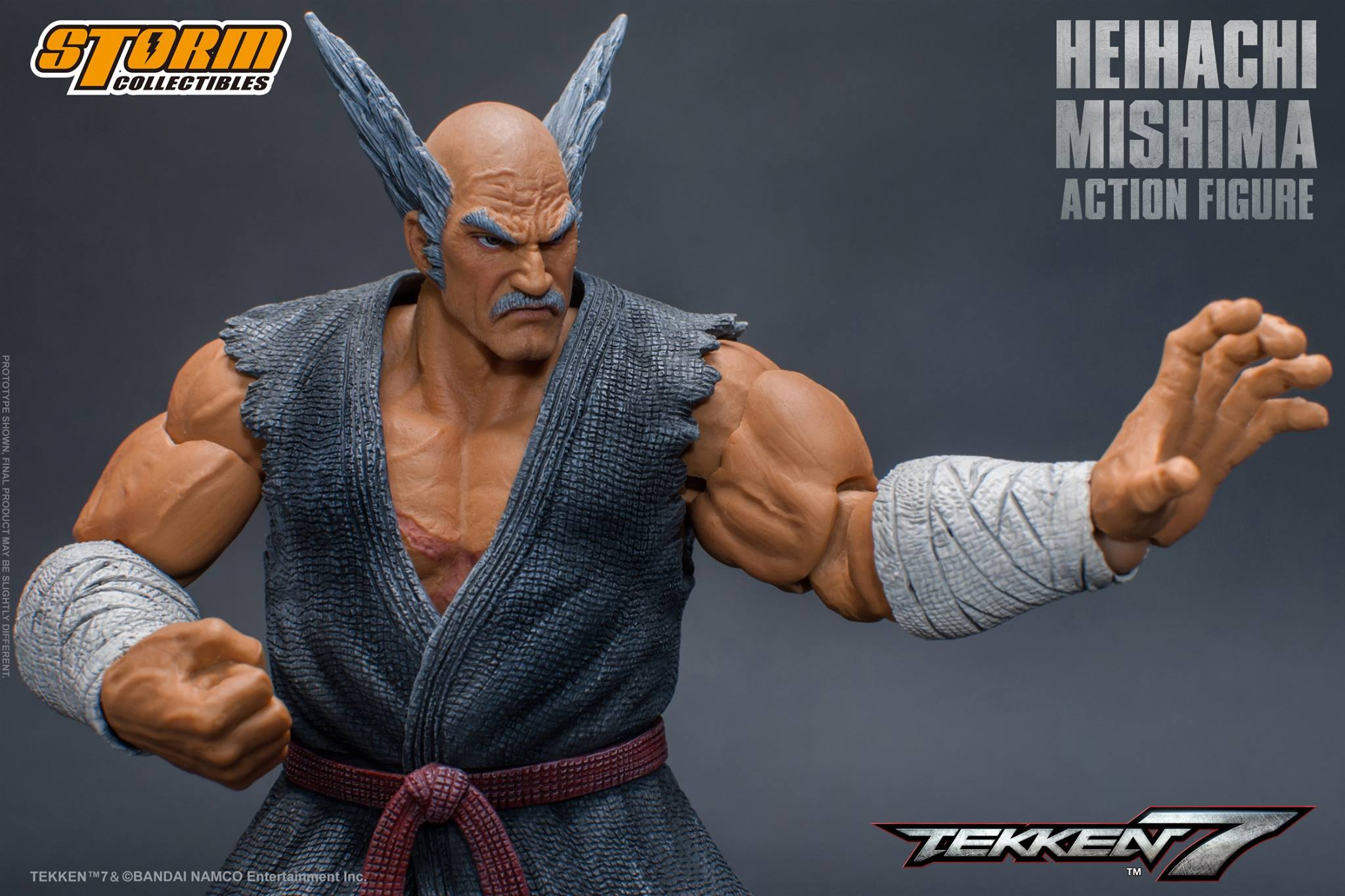 tekken 7 heihachi mishima - photo #36