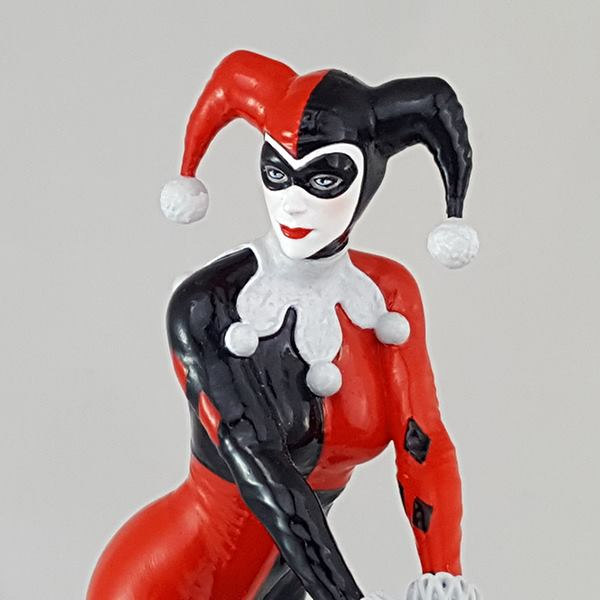 Icon Heroes Gamestop Exclusive Arkham Knight Harley Quinn ...