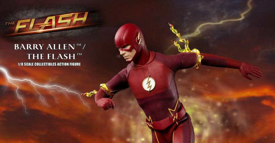 The Flash TV Series Figure By Star Ace Toys