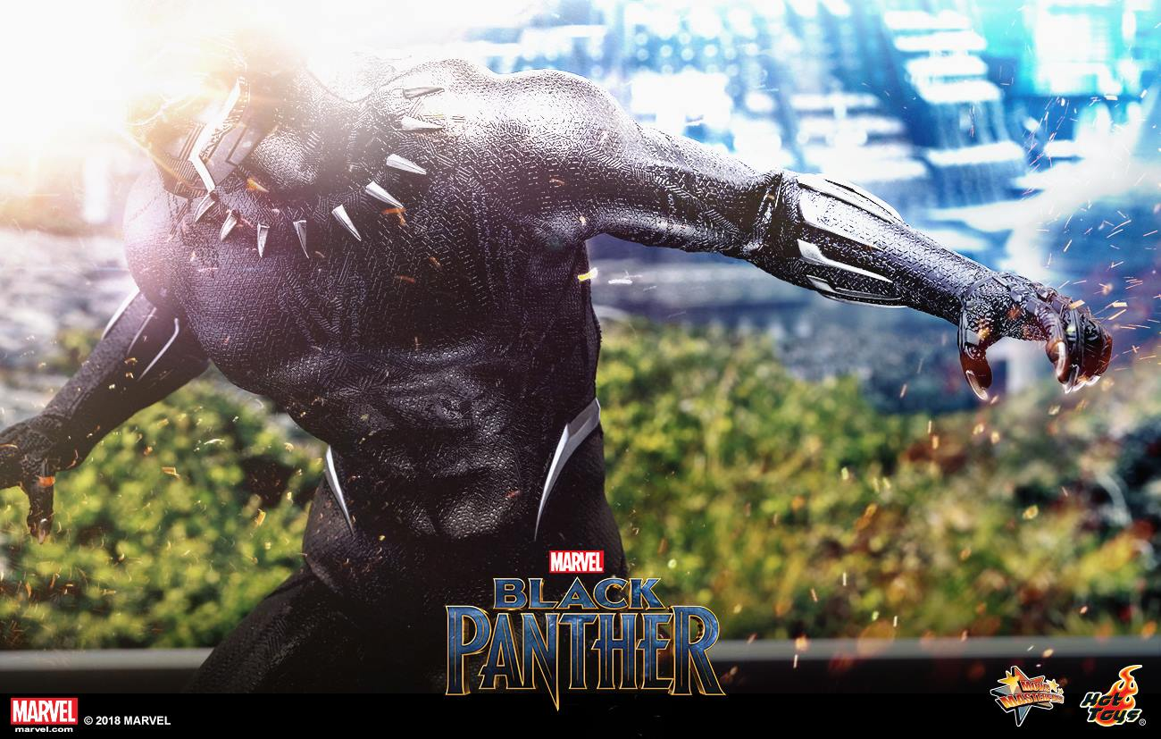 Black Panther Hot Toys 2018
