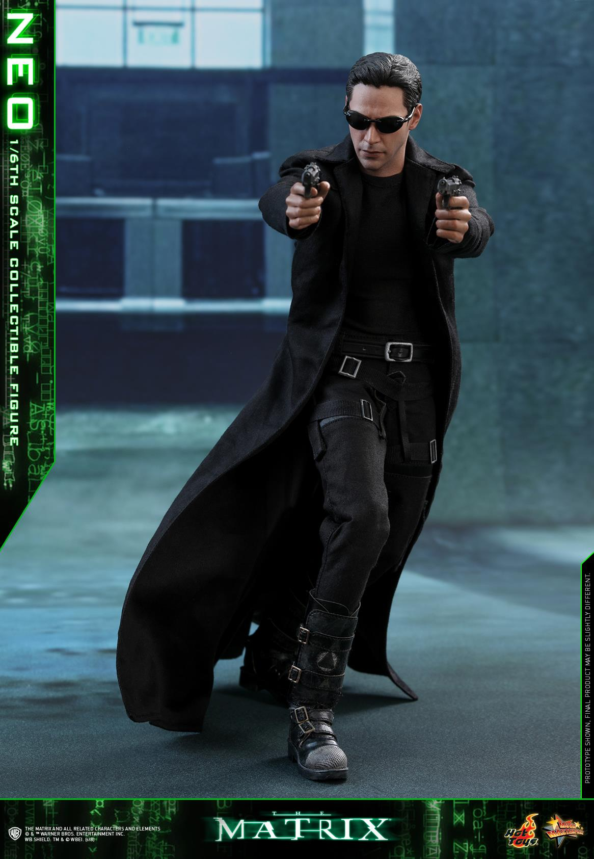 The Matrix Neo Figure by Hot Toys | Sideshow Collectibles |Matrix Neo