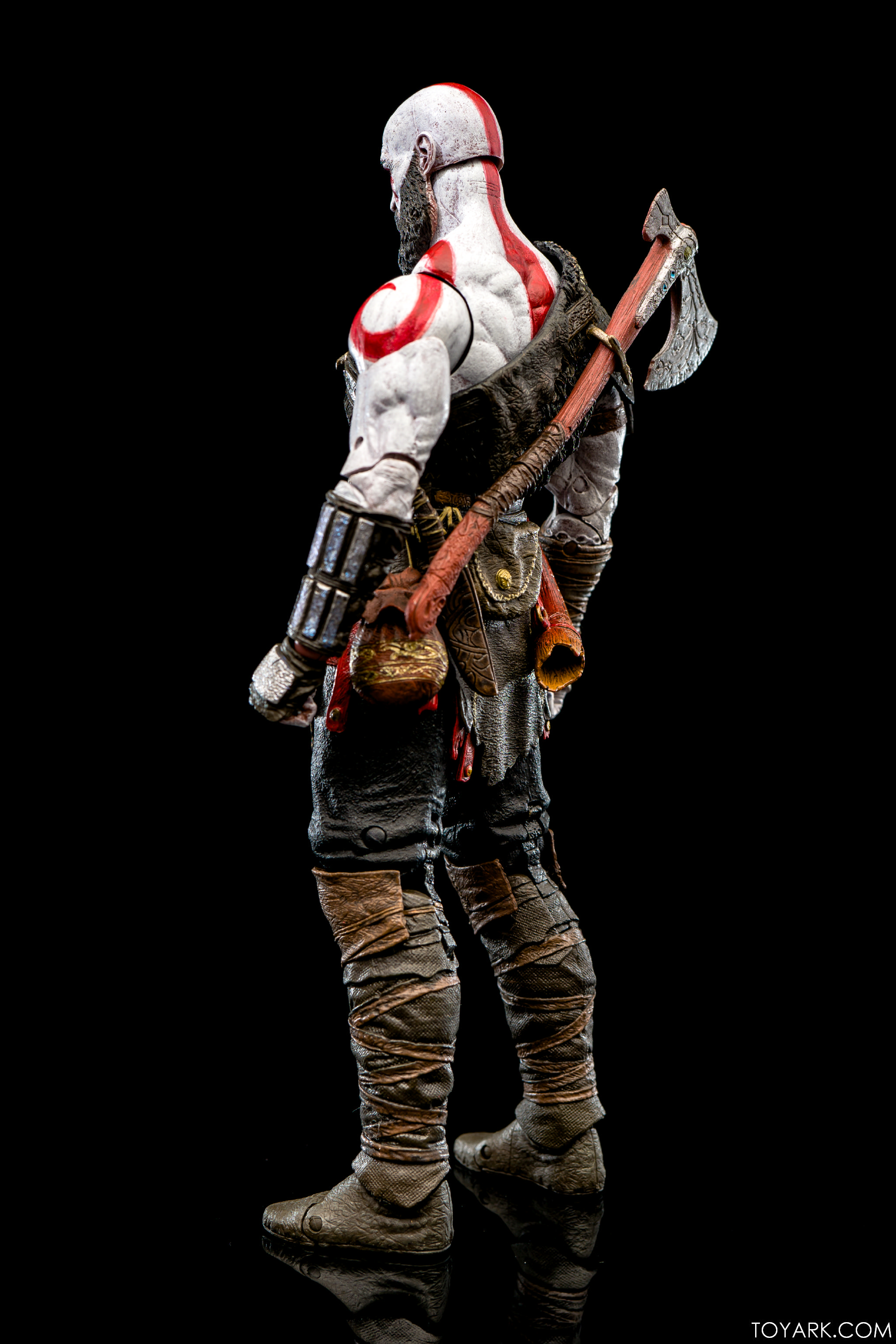 NECA Kratos God of War 4 (2018) In-Hand Gallery! - The ...