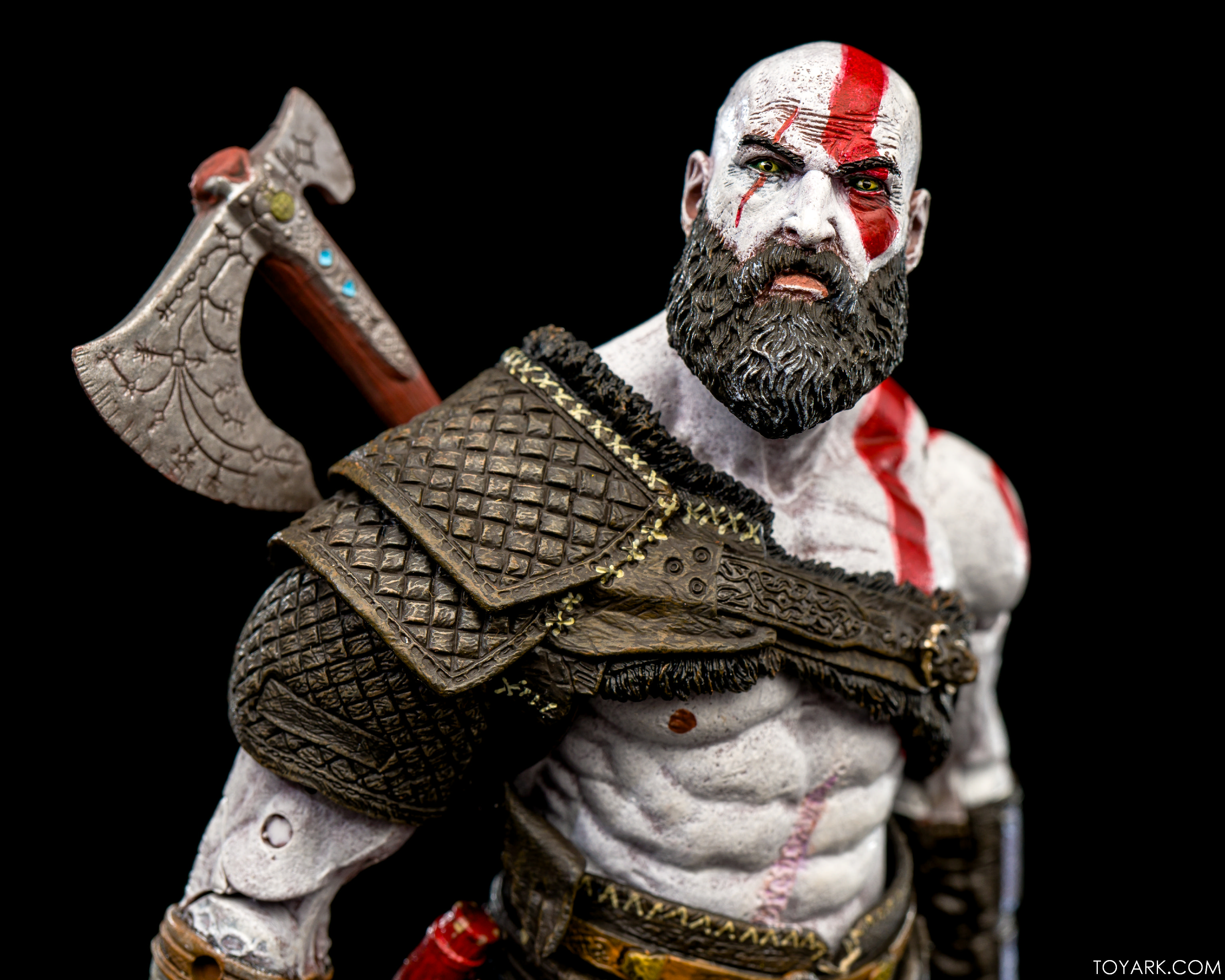 kratos god of war After we published our top 10 gaming bad asses in last week's blog, there's been much discussion about the winner, kratos from god of war what a life of raw.