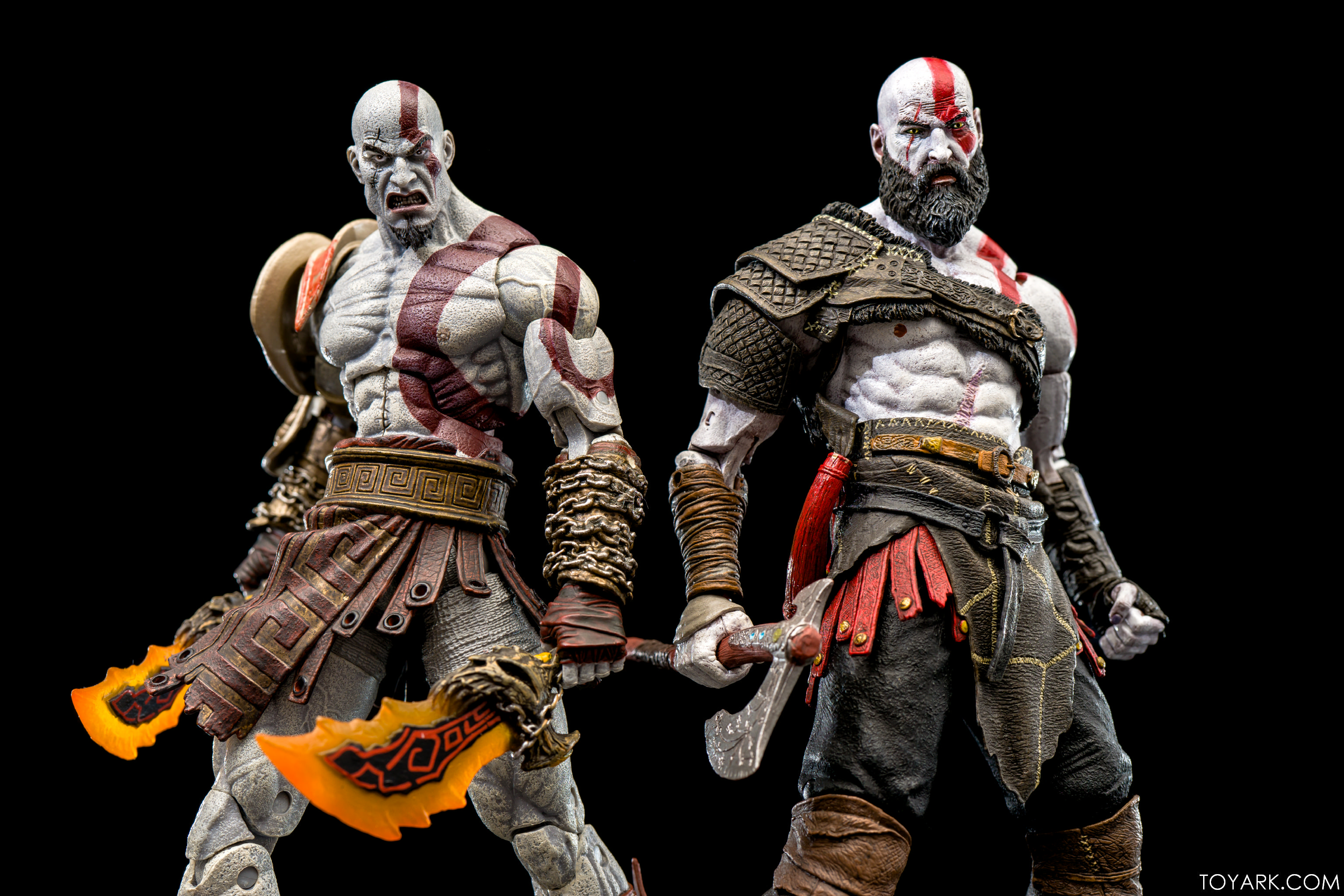 All god of war characters
