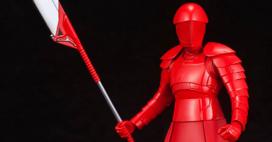praetorian guards weapons