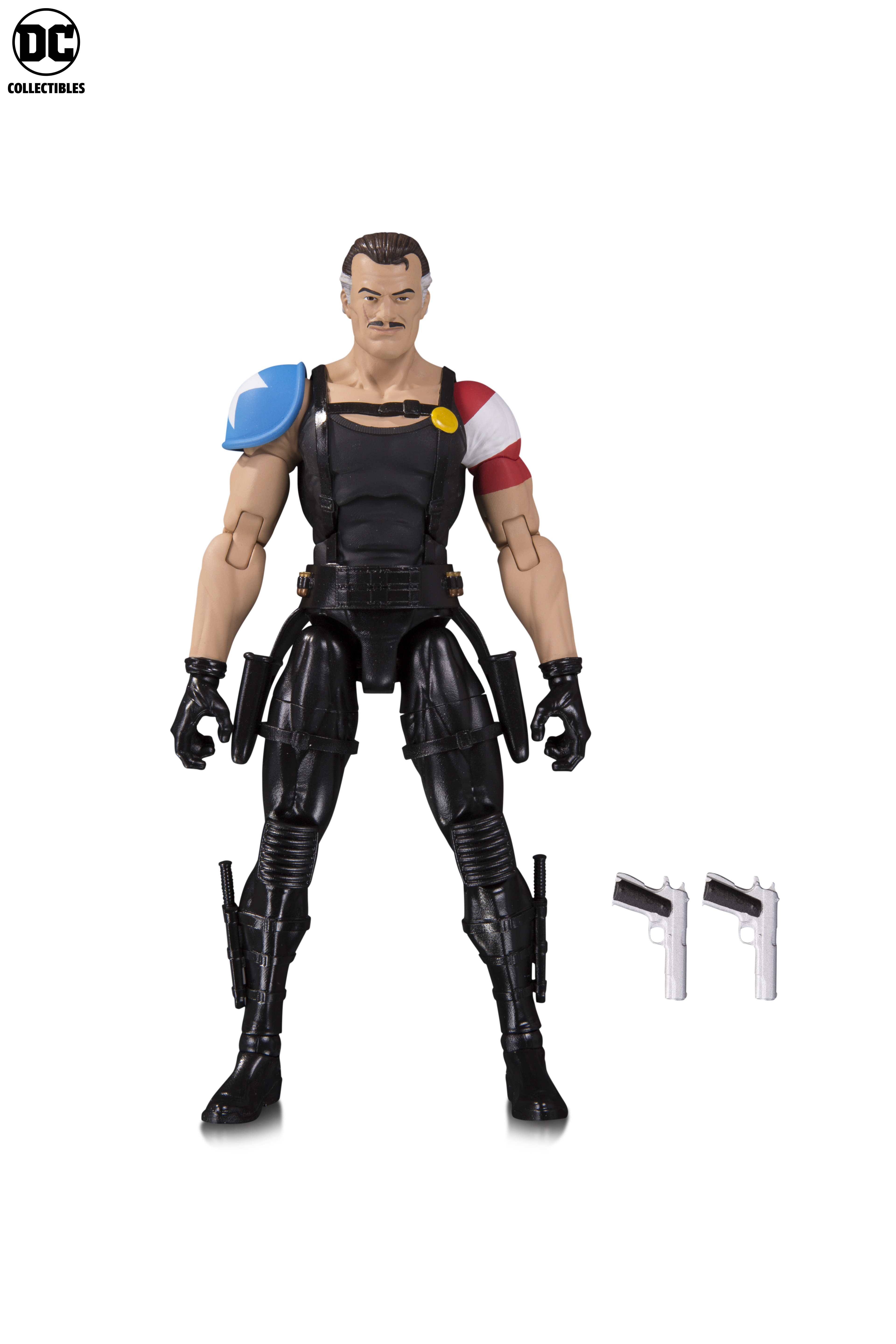 DC Collectibles Doomsday Clock Action Figures Revealed ...