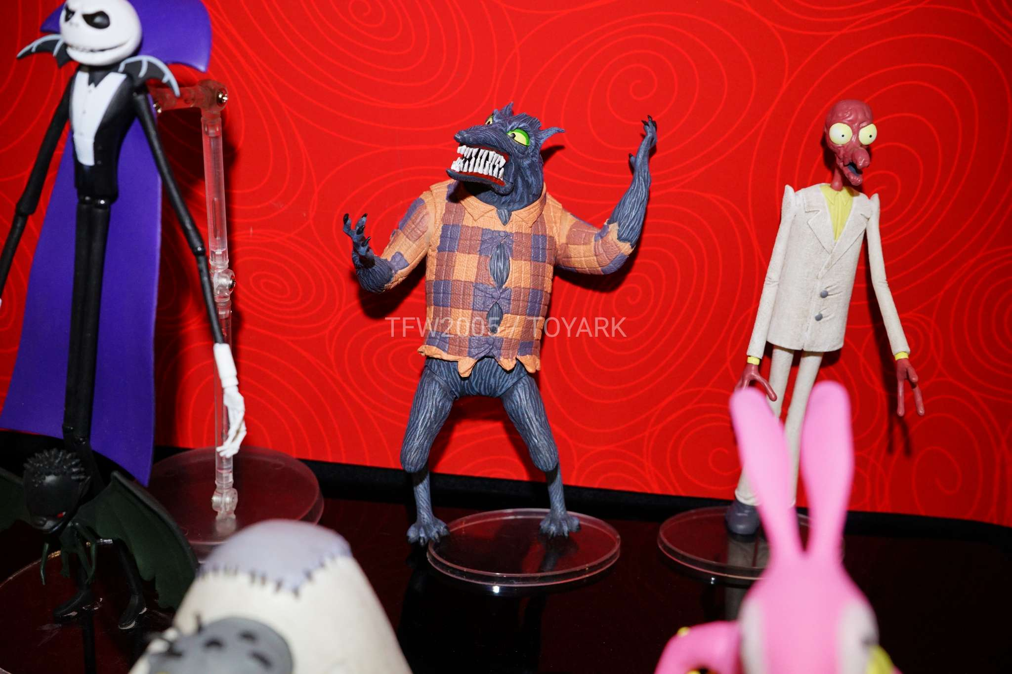 Toy Fair 2018 Gallery - Diamond Select Toys Nightmare Before ...