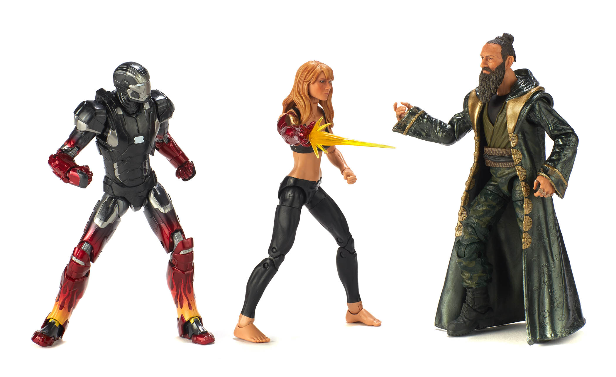Marvel Toys 2018 : Toy fair official hasbro marvel the first years