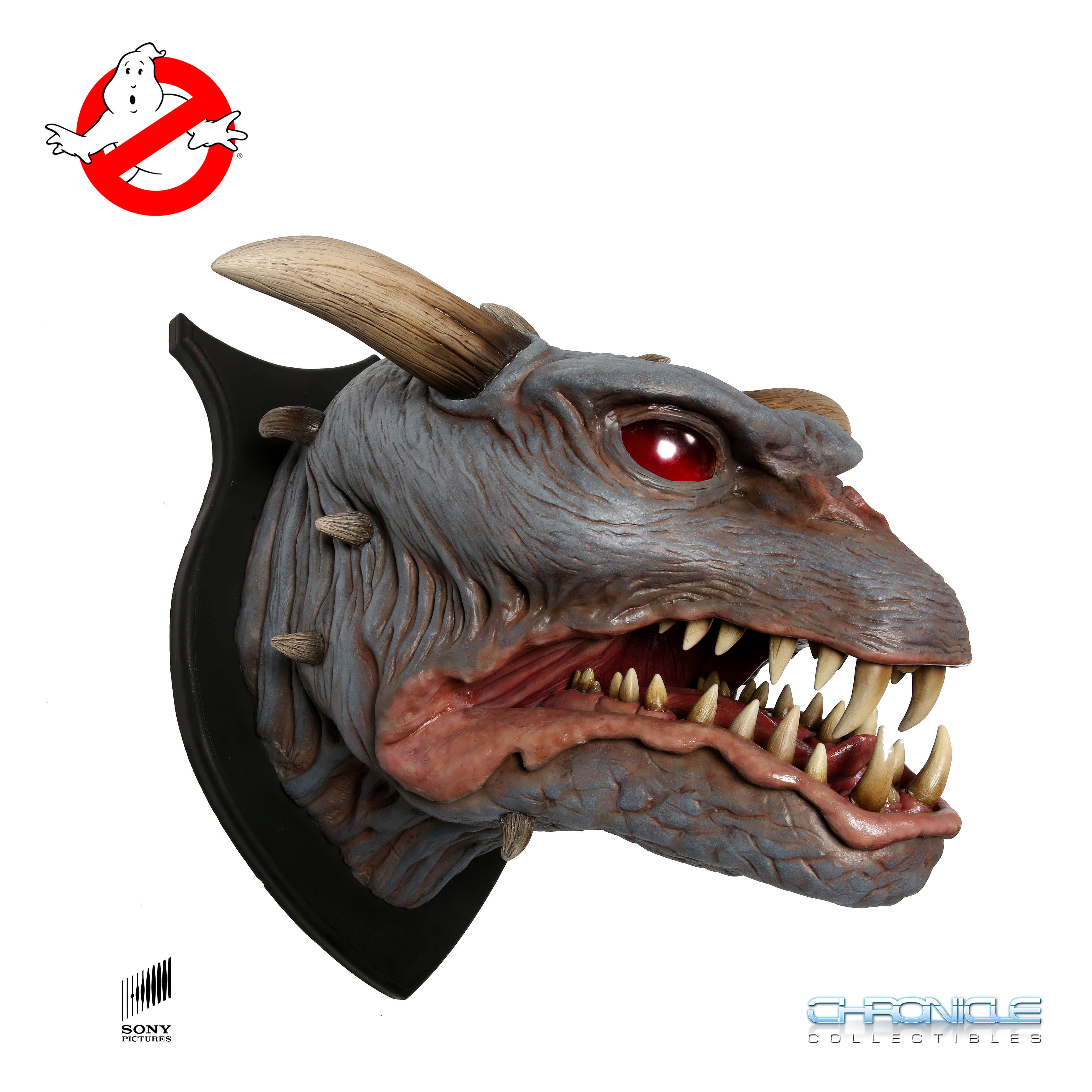 Ghostbusters Terror Dog Bust by Chronicle 0002  sc 1 st  The Toyark & Life Size Ghostbusters Terror Dog Bust by Chronicle Collectibles ...