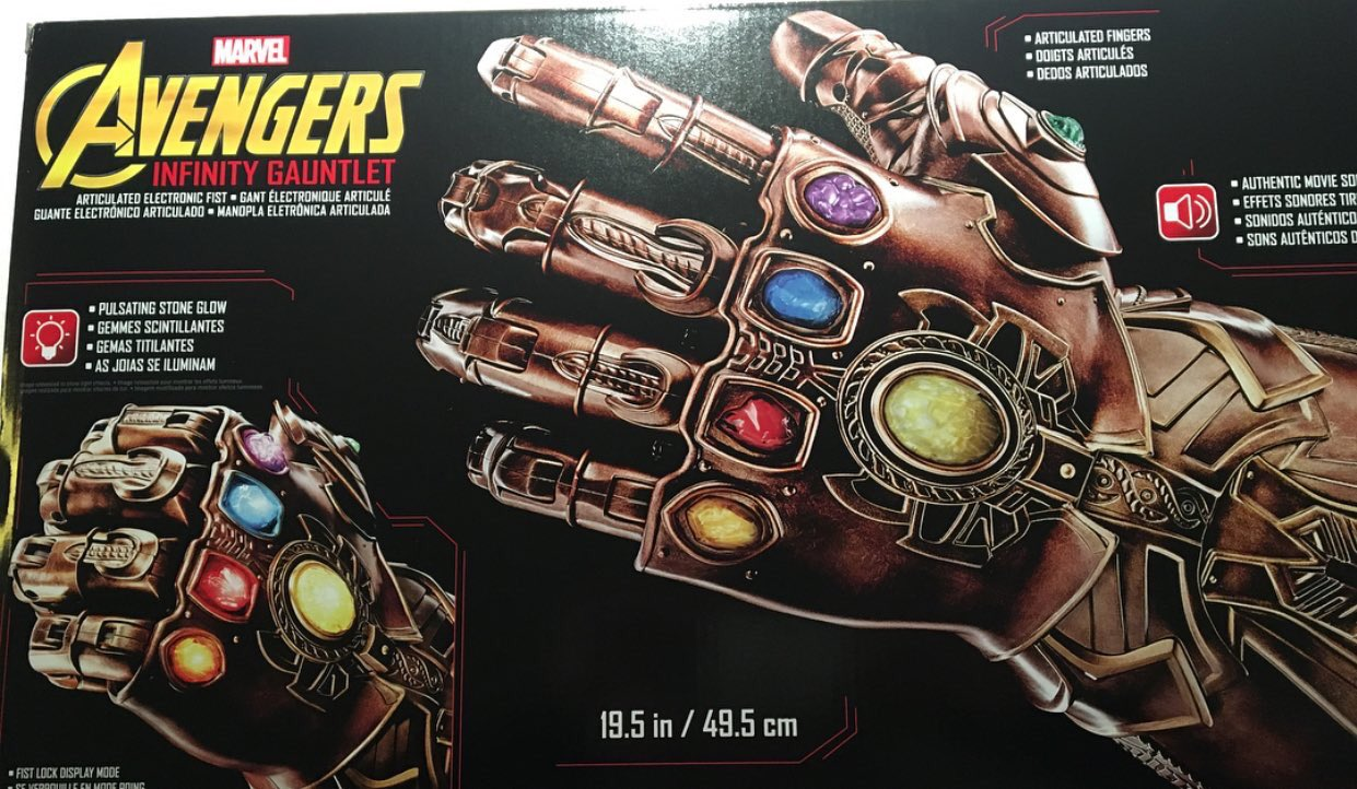 video showcases the marvel legends series infinity