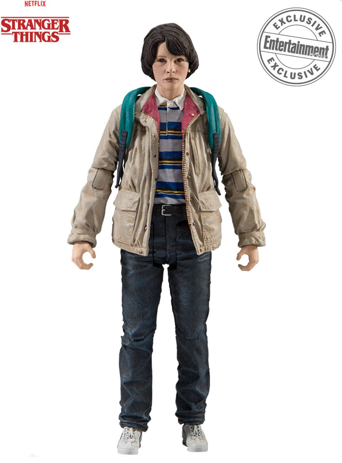 Stranger Things Toys : Mcfarlane reveals new stranger things figures the toyark