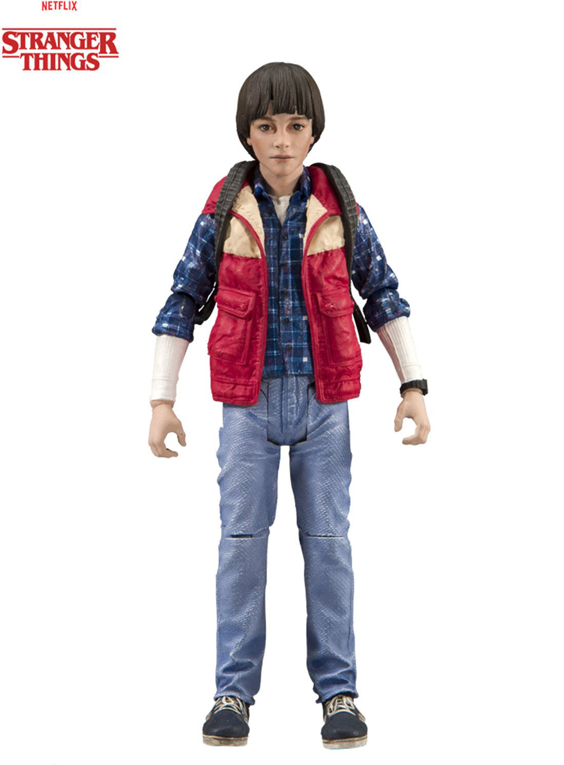 Stranger Things Toys : Official details for stranger things will mike and punk