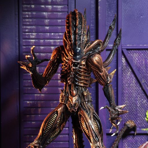 Neca alieni serie 13 SCORPION ALIENA Action Figure