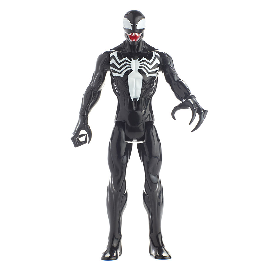 hasbro reveals new venom and carnage figures for 2018