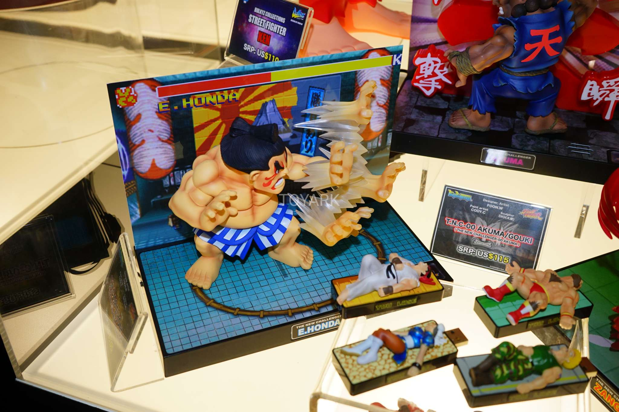 Boys Toys Big Game : Toy fair gallery blizzard and big boys toys at