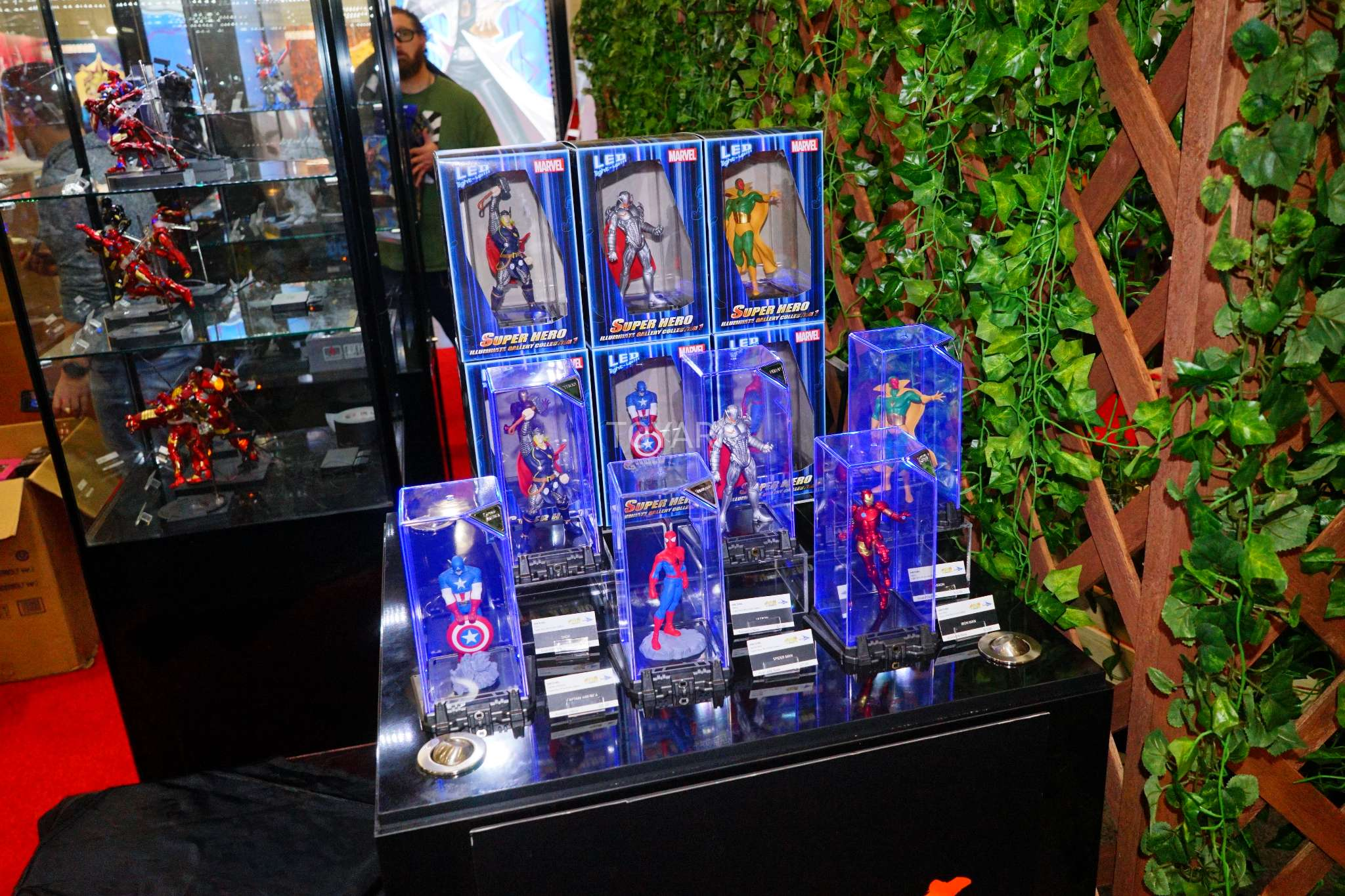 2018 New Toys : Toy fair gallery sentinel marvel items at bluefin
