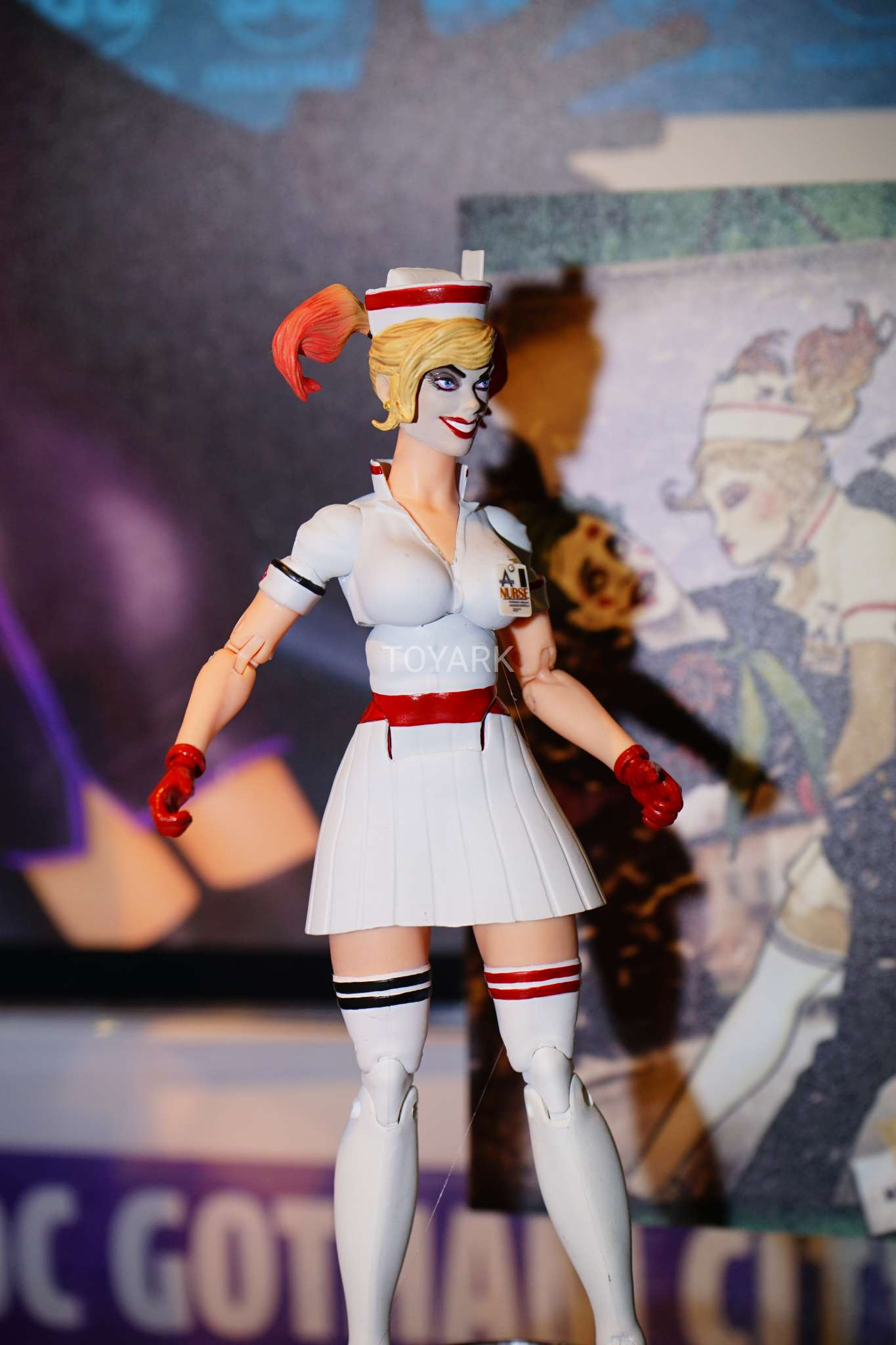 Dc Toys 2018 : Toy fair dc collectibles action figures the