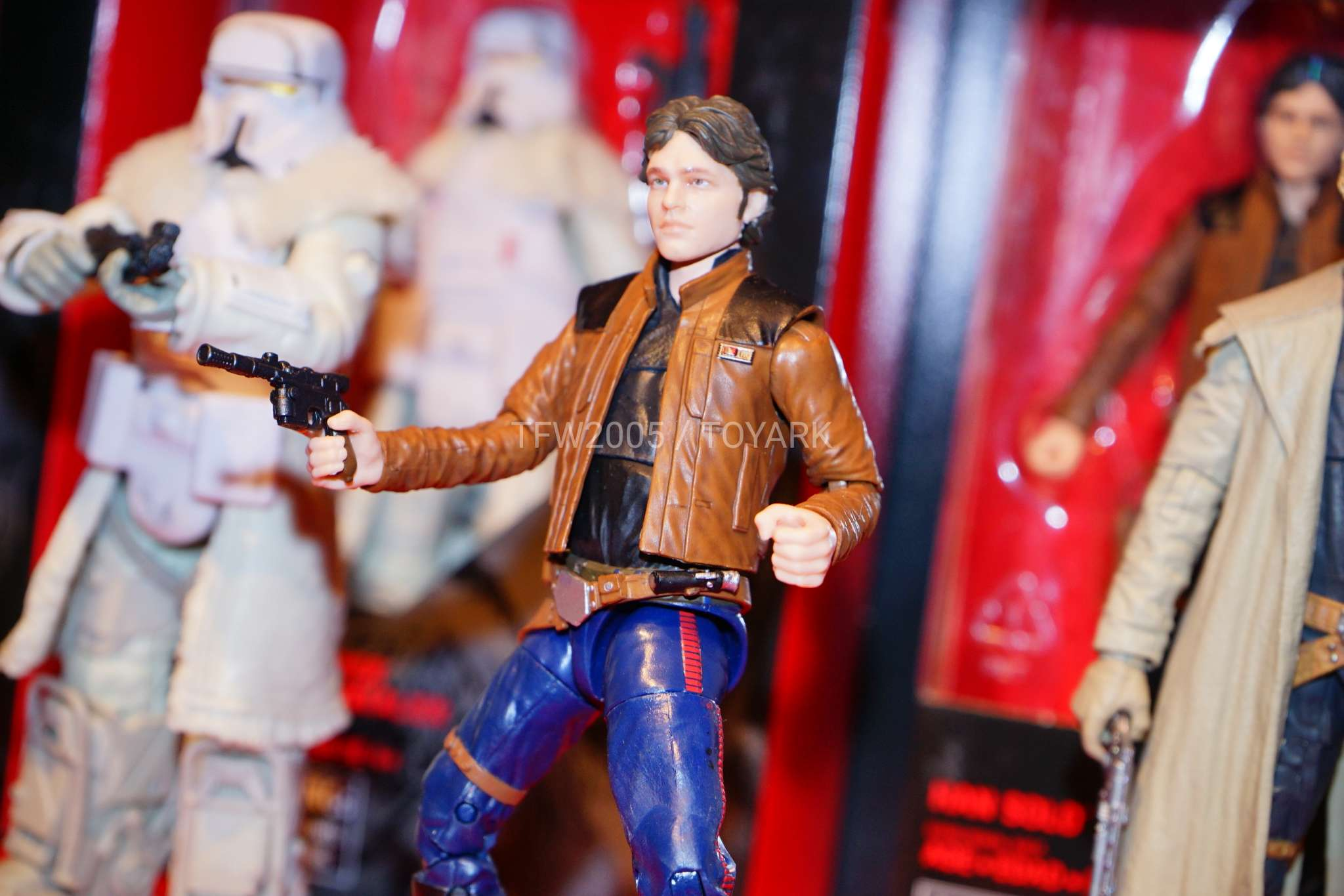 toy fair 2018 hasbro solo a star wars story figures. Black Bedroom Furniture Sets. Home Design Ideas