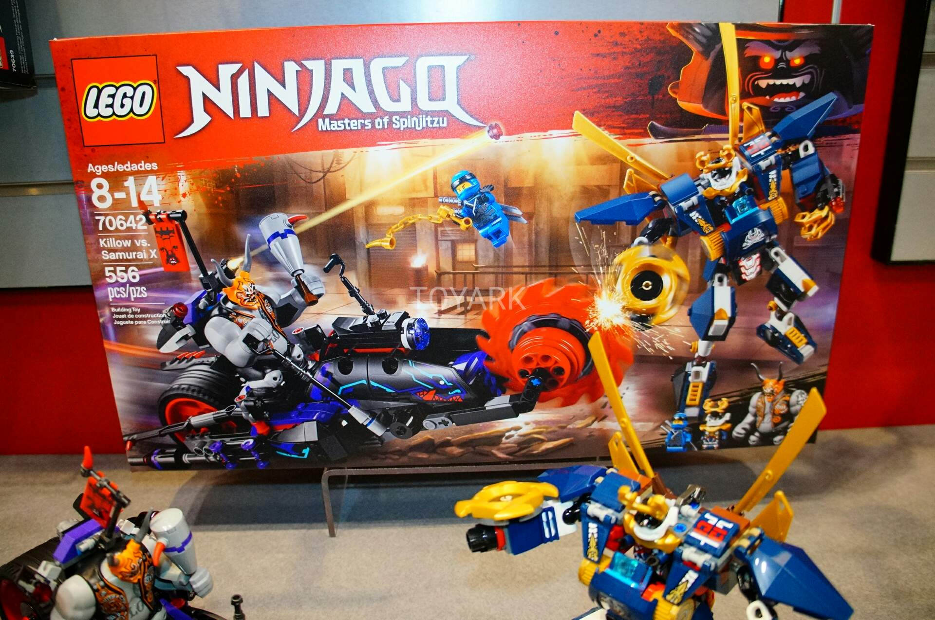 Toy Fair 2018 Gallery - LEGO Ninjago - The Toyark - News