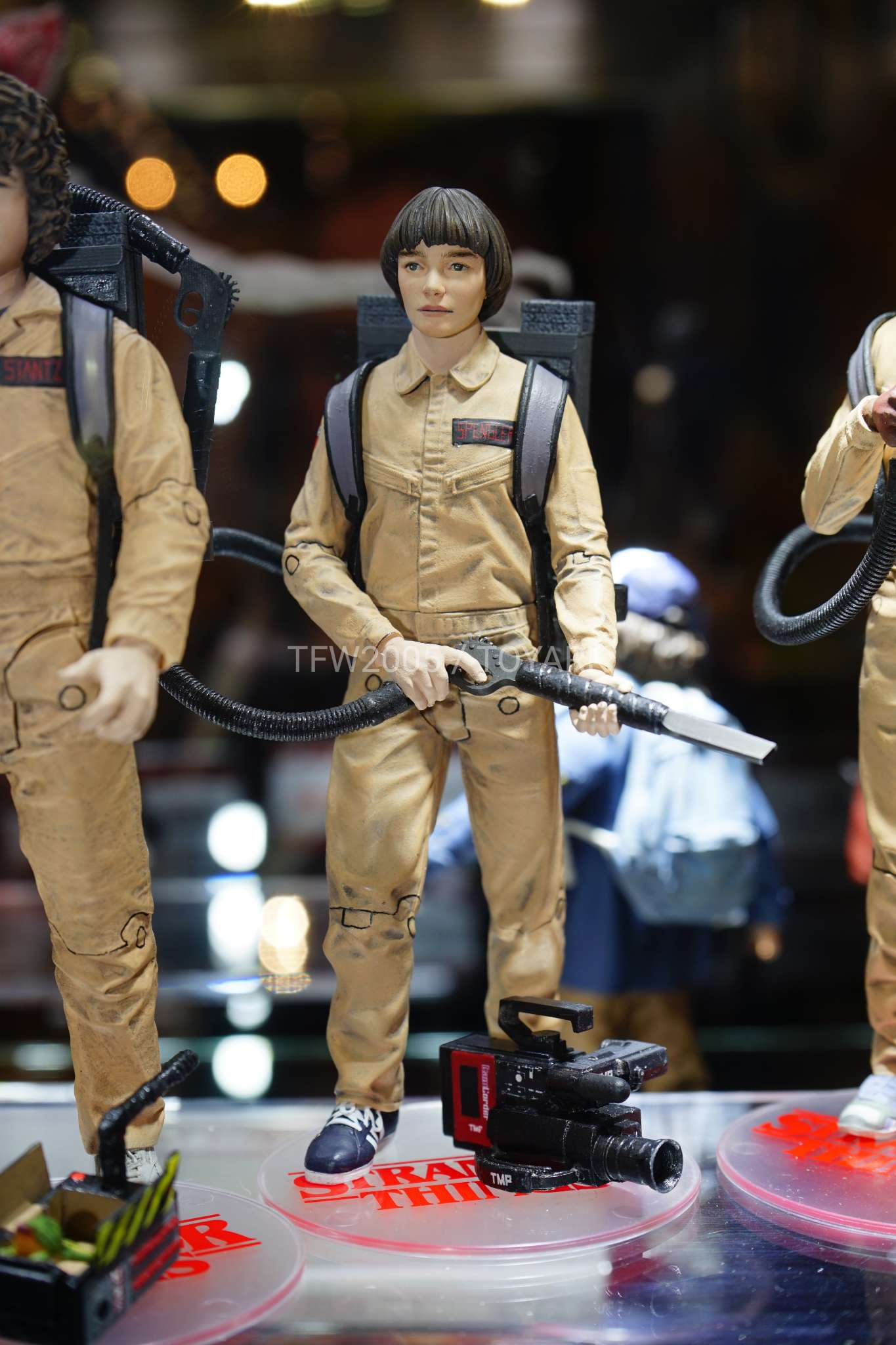 Stranger Things Toys : Toy fair gallery mcfarlane stranger things figures