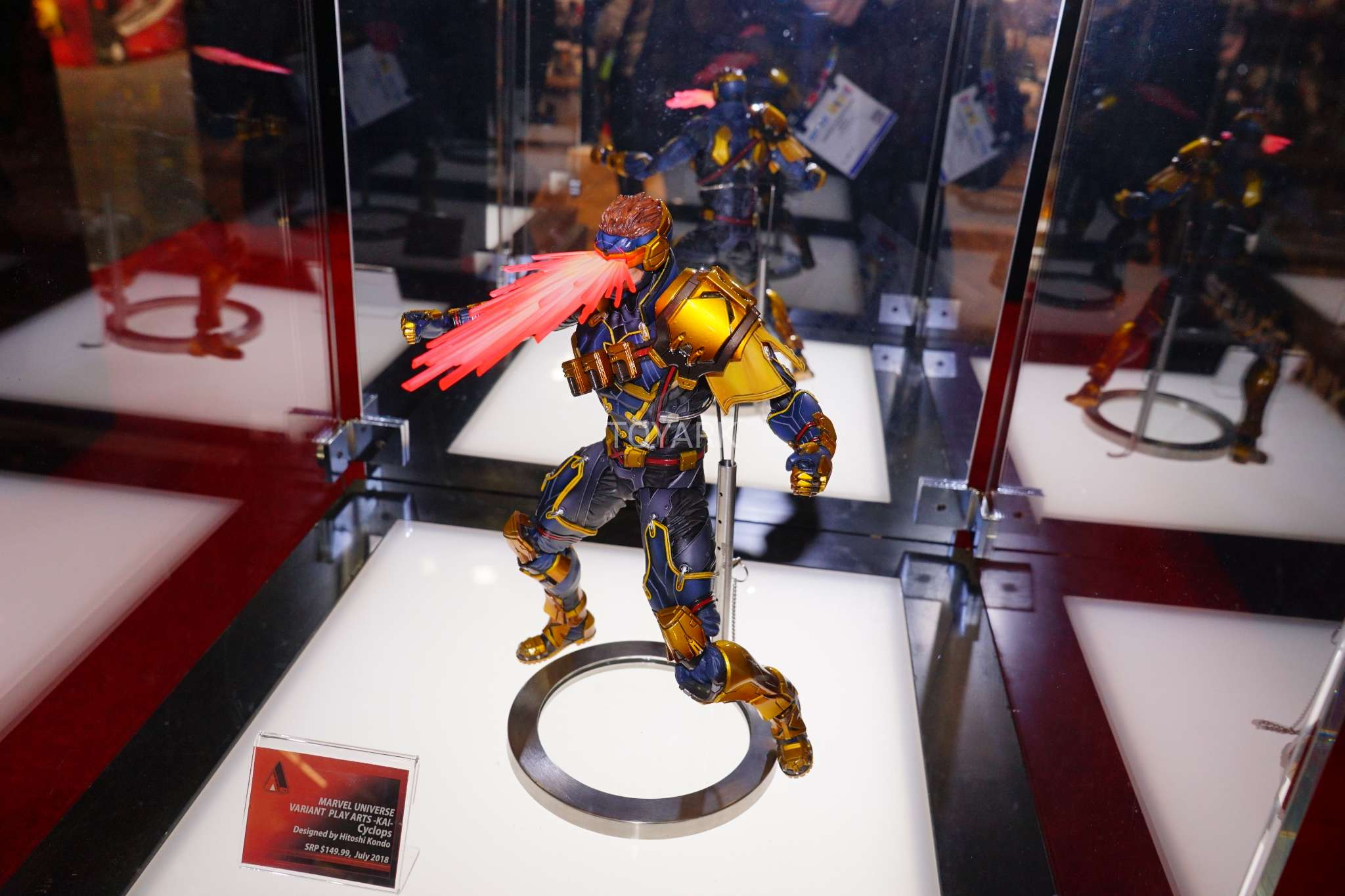 Marvel Toys 2018 : Toy fair square enix marvel and dc the toyark news