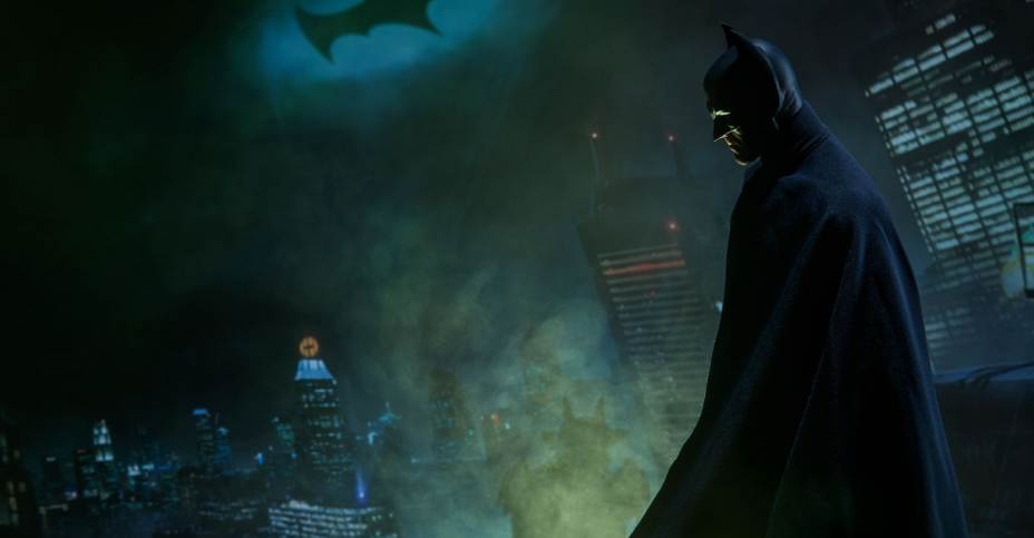 New Photos Of The Sideshow Batman Sixth Scale Figure