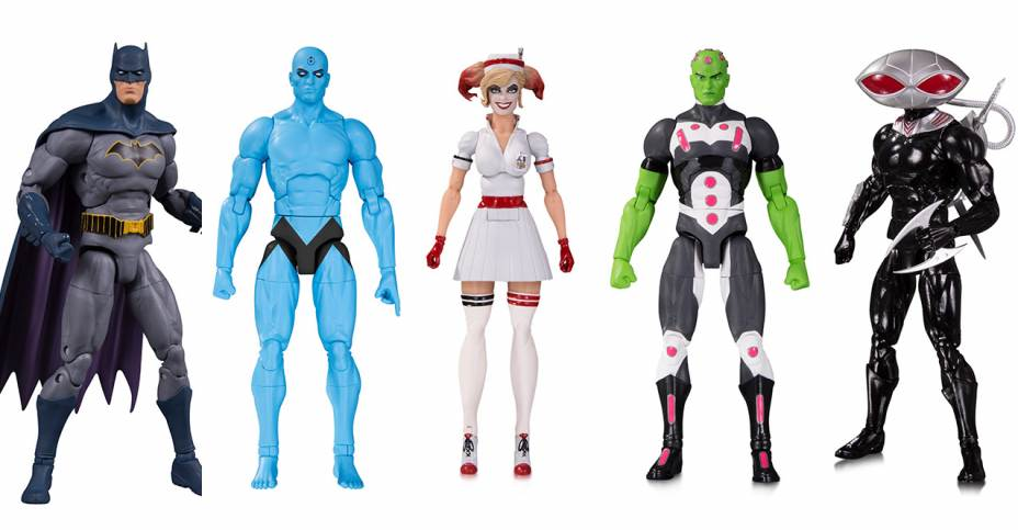 Dc Toys 2018 : Dc collectibles toy fair full preview the toyark news