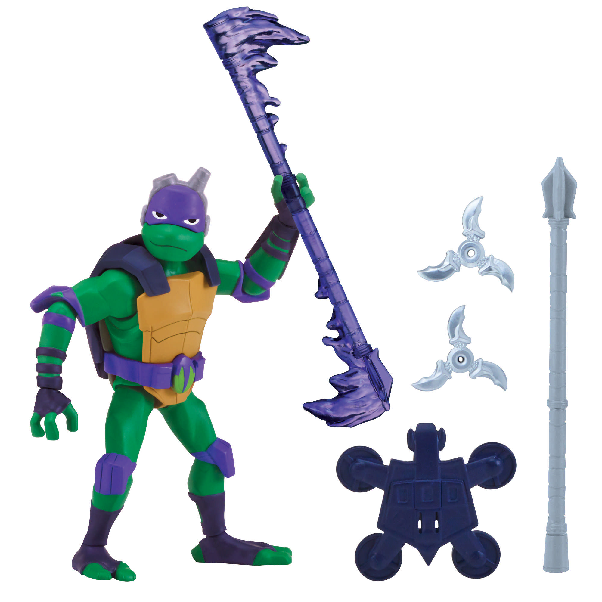 RISE OF THE TEENAGE MUTANT TURTLES Toy Images Reveal New ... Ninja Turtles Toy Ninja Turtles
