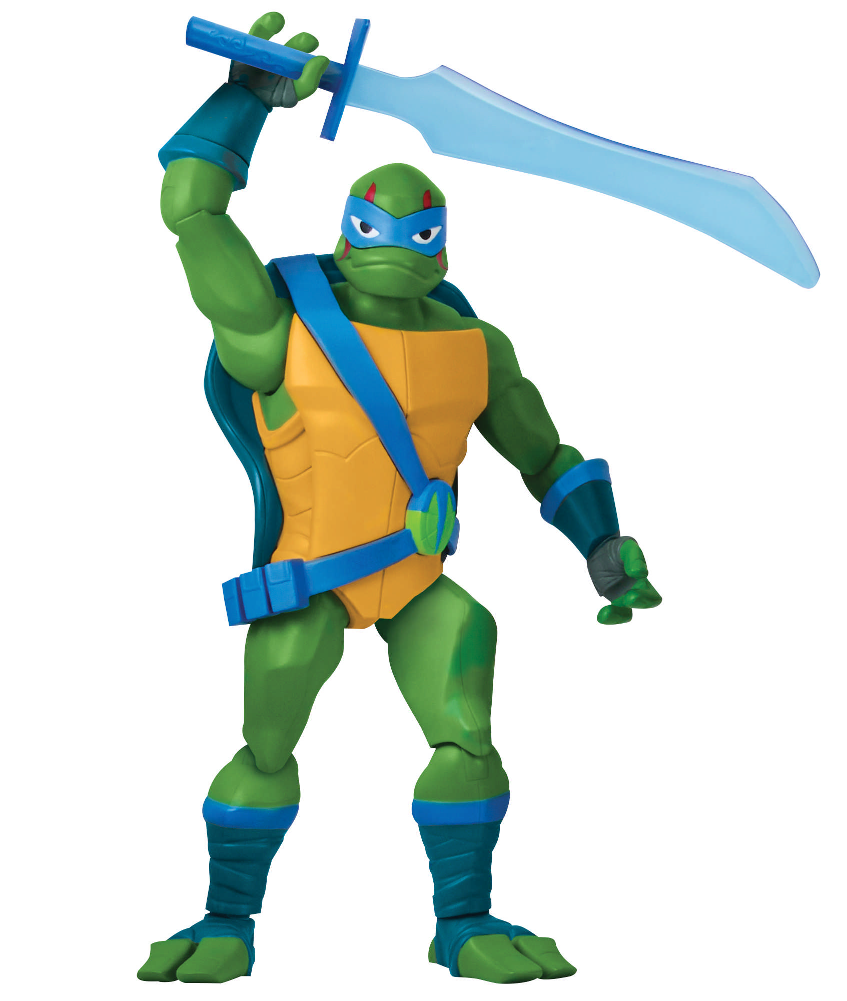 Rise of the Teenage Mutant Ninja Turtles Toys Debut Before ...