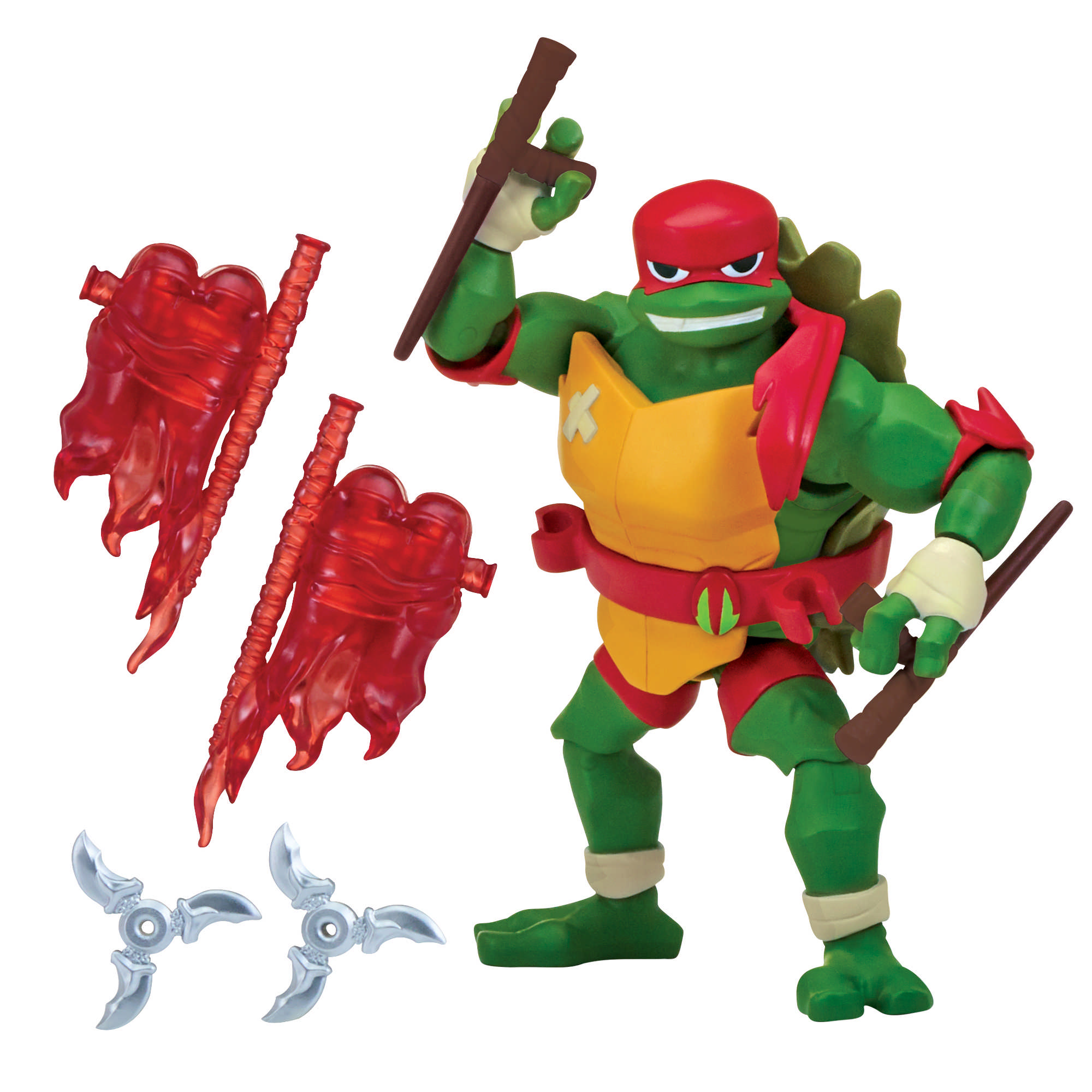 rise of the teenage mutant turtles toy images reveal new