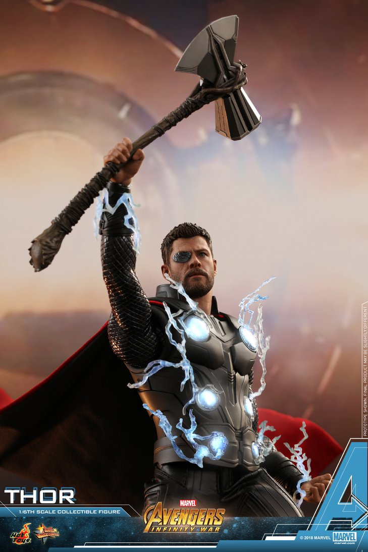 Hot Toys Avengers Infinity War – Thor - The Toyark - News