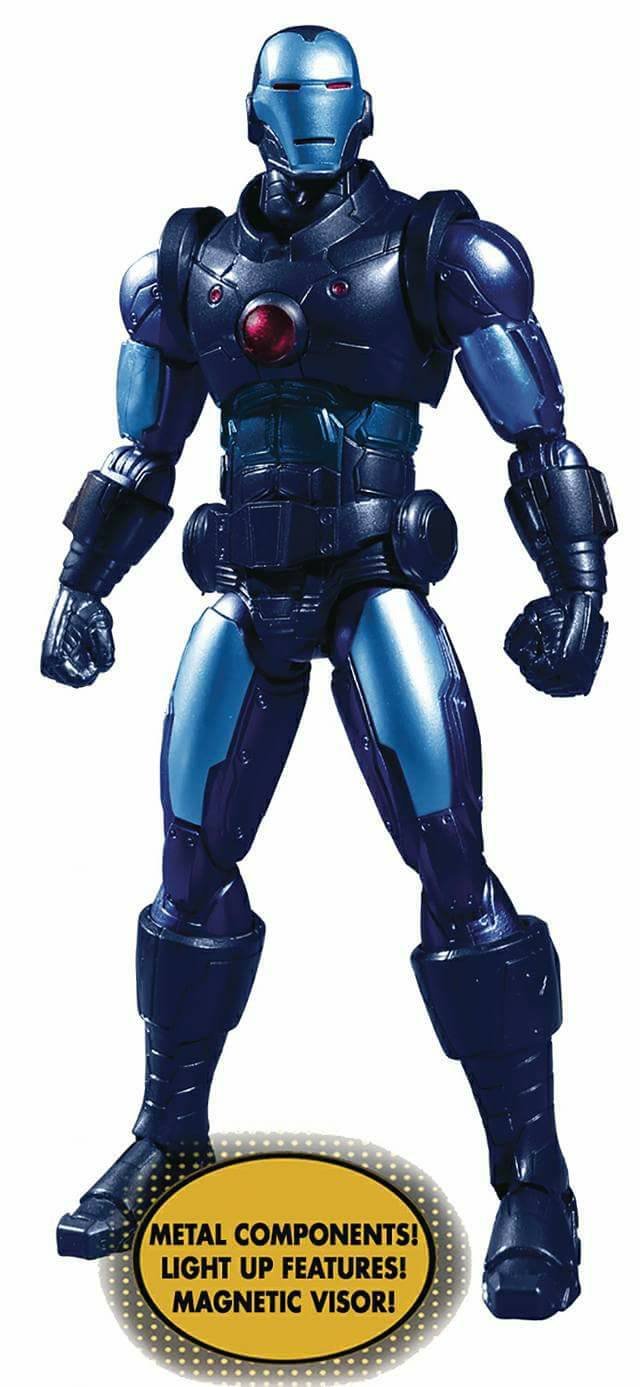 Mezco One:12 Collective Marvel Stealth Iron Man PX Previews Exclusive Pre-Order