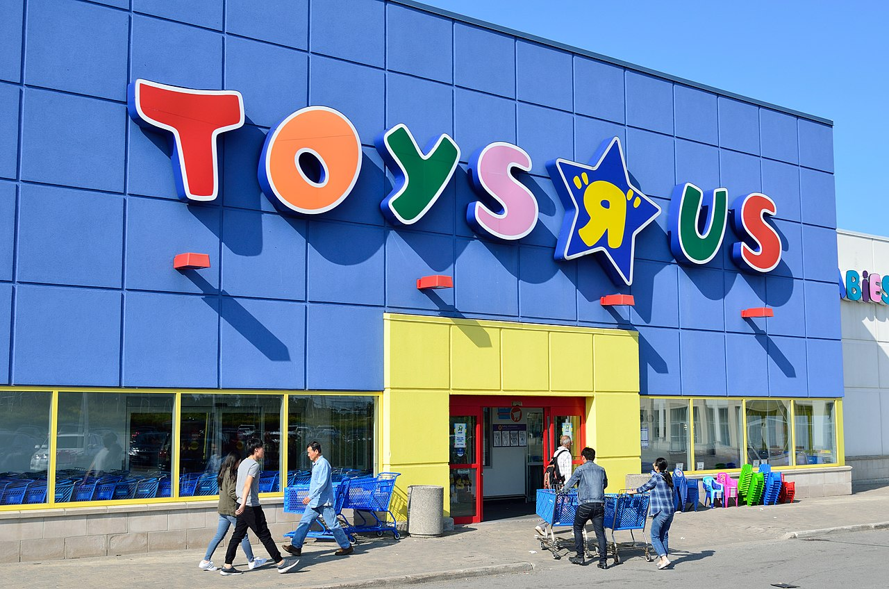 Toys R Us To Auction Off Logo Geoffrey And Websites The Toyark
