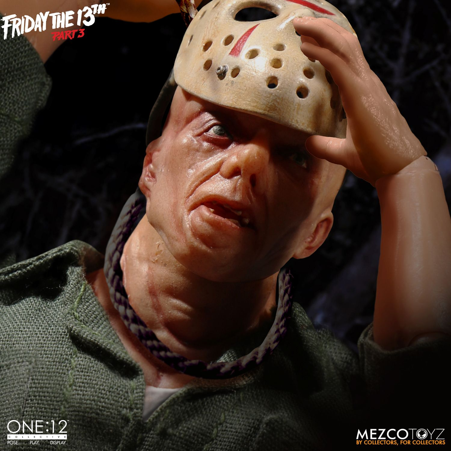 Friday The 13th Part 3 Jason Voorhees One 12 Collective By