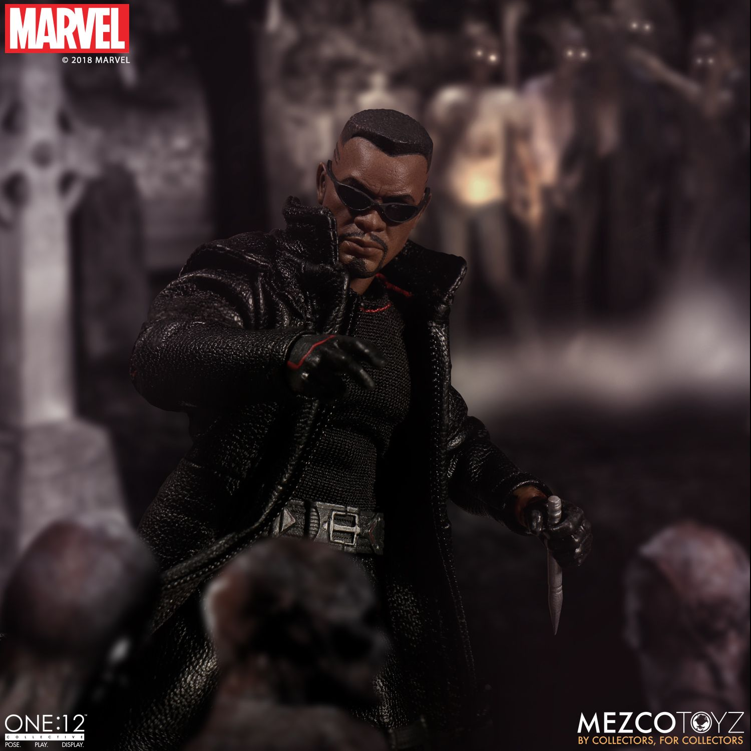Marvel Comics Blade One12 Collective Available For Pre