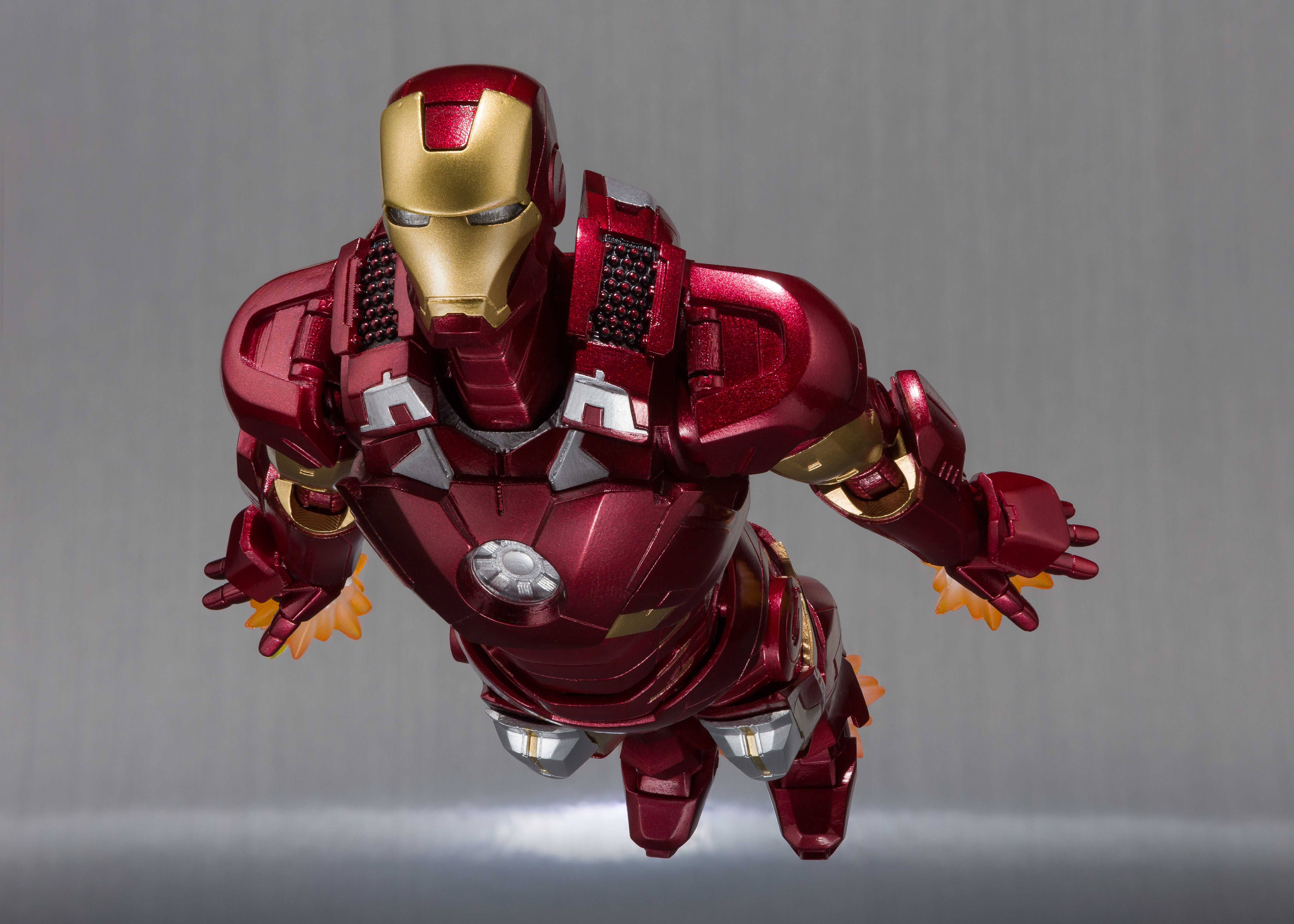 sh figuarts iron man mark 7 us release details  the