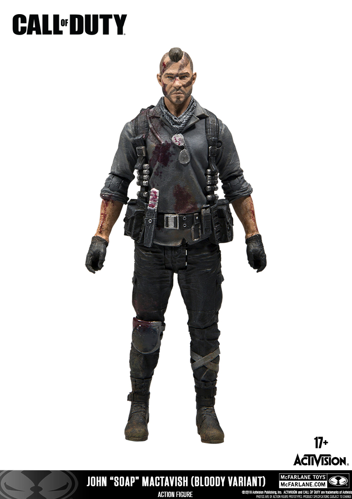 New Call Of Duty Figures Revealed Including Black Ops 4