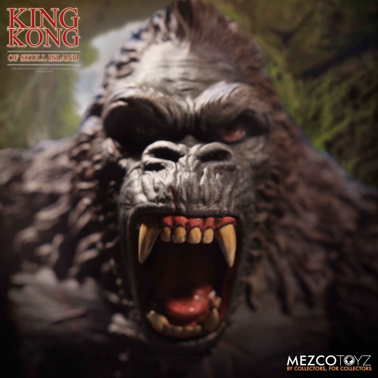Pre Orders Open For King Kong Of Skull Island Figure By