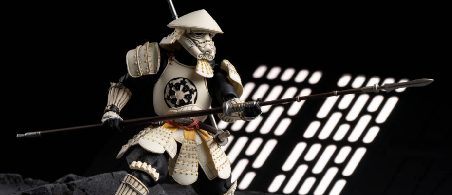 Yariashigaru Stormtrooper Star Wars Movie Realization Gallery