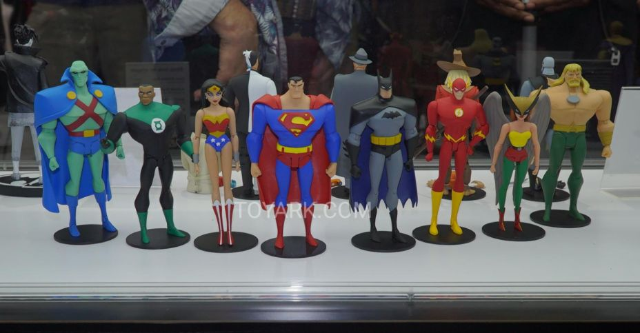 Dc Toys 2018 : Sdcc gallery dc collectibles action figures the