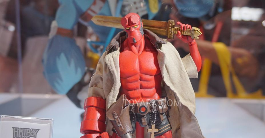 Hellboy Toy News Archives The Toyark News