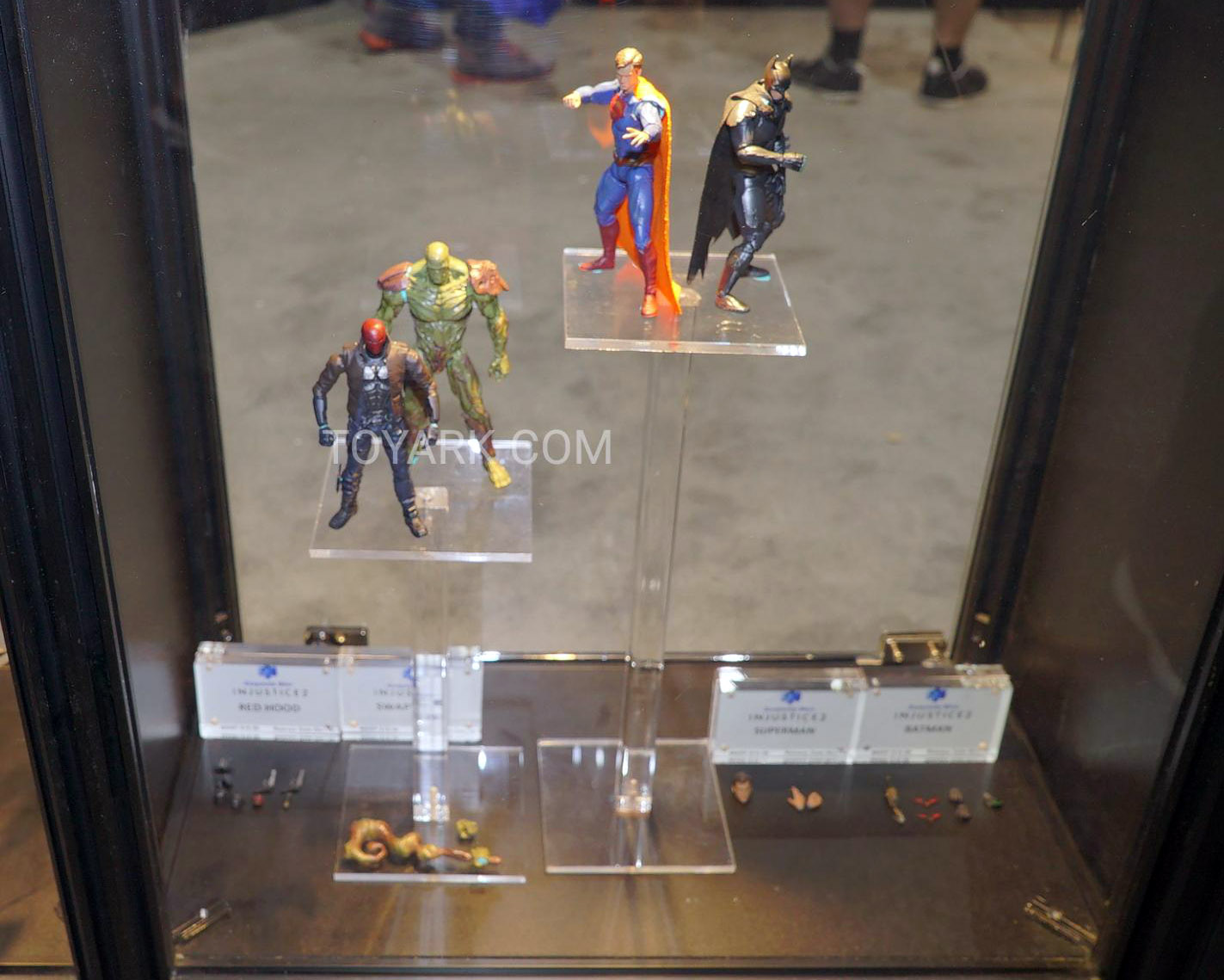 Sdcc 2018 Gallery Hiya Toys Injustice And Aliens The Toyark News