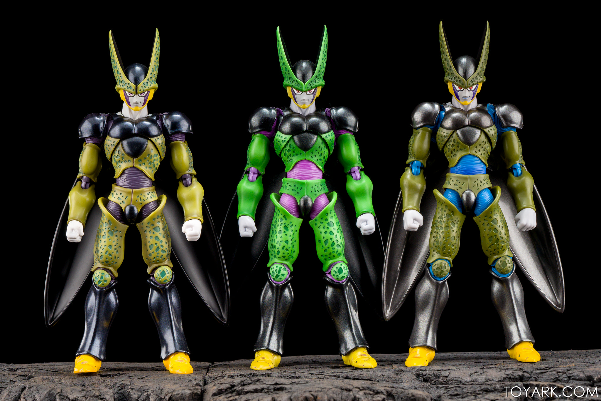 Sdcc S H Figuarts Dbz Perfect Cell Photo Review Updated The Toyark News